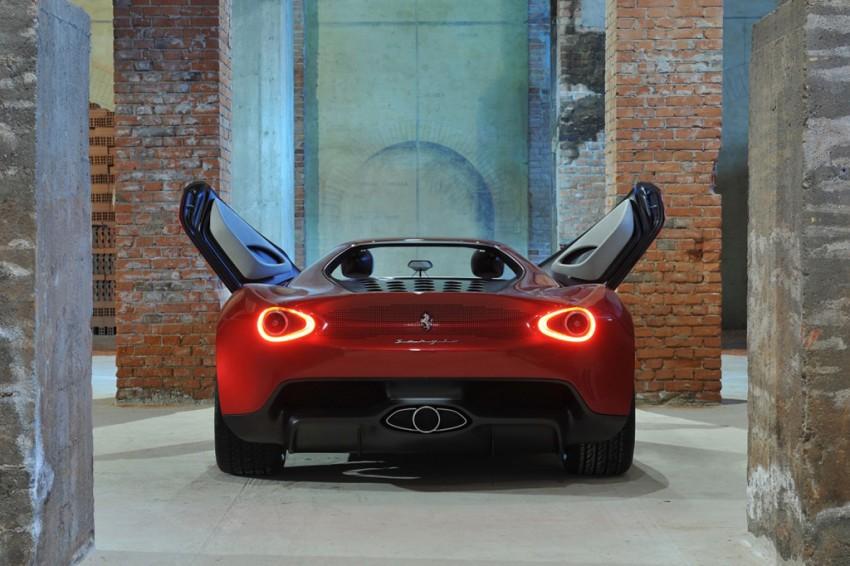 Pininfarina Sergio Concept – fitting tribute to a legend Image #160911