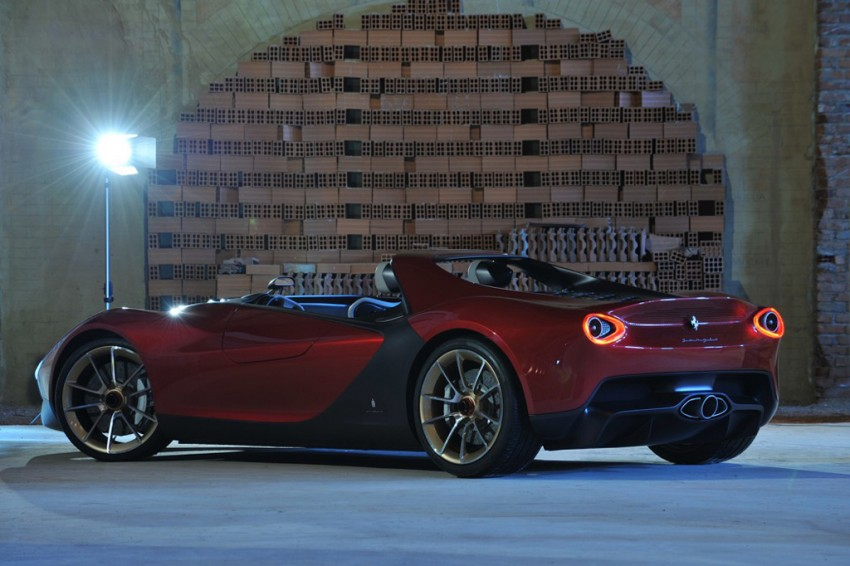 Pininfarina Sergio Concept – fitting tribute to a legend Image #160913