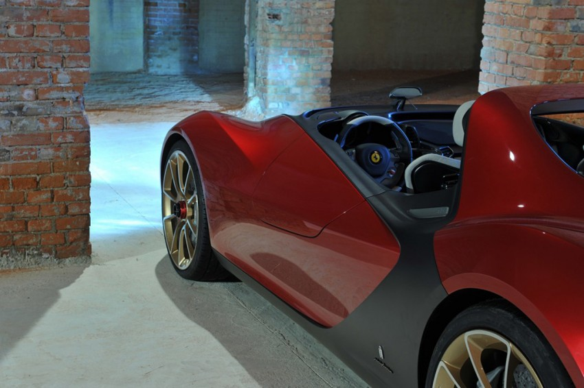 Pininfarina Sergio Concept – fitting tribute to a legend Image #160917