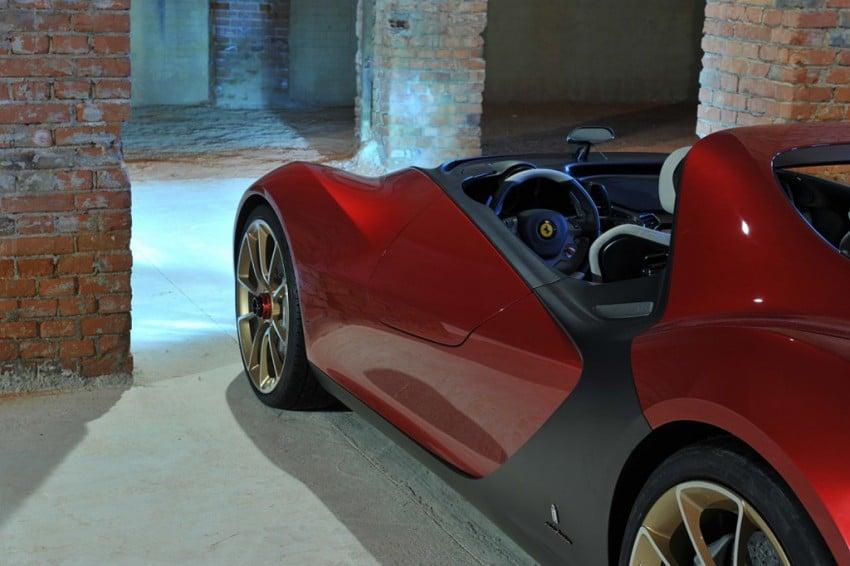 Pininfarina Sergio Concept – fitting tribute to a legend Image #160917
