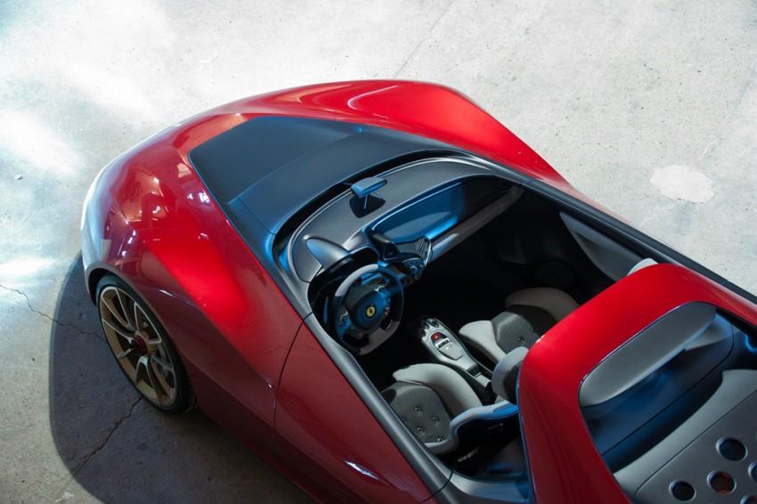 Pininfarina Sergio Concept – fitting tribute to a legend Image #160918