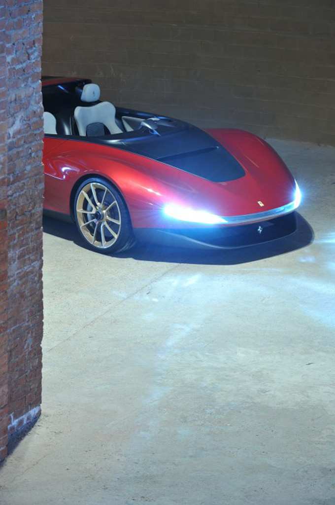 Pininfarina Sergio Concept – fitting tribute to a legend Image #160919