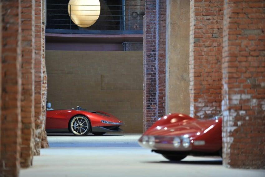 Pininfarina Sergio Concept – fitting tribute to a legend Image #160922