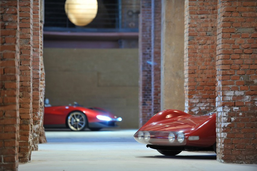 Pininfarina Sergio Concept – fitting tribute to a legend Image #160923