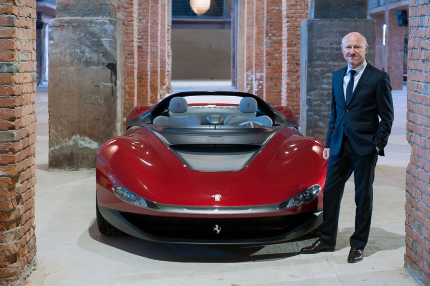 Pininfarina Sergio Concept – fitting tribute to a legend Image #160924