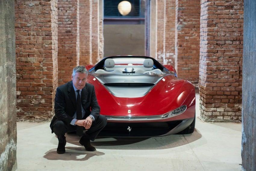 Pininfarina Sergio Concept – fitting tribute to a legend Image #160925