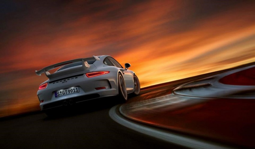 Fifth-generation Porsche 911 GT3 unveiled in Geneva; 475 hp and active rear-wheel steering but PDK only Image #159111