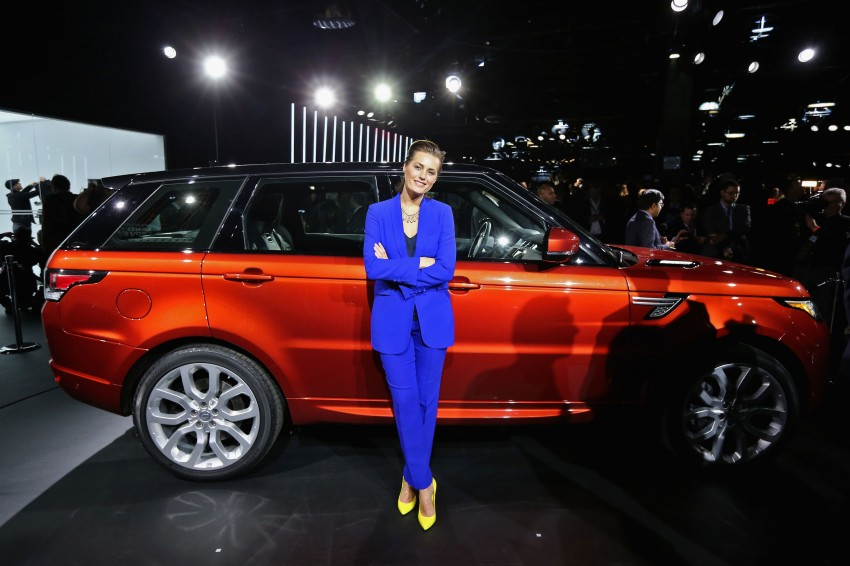 All-new Range Rover Sport loses 420 kg, adds 2 seats Image #164935