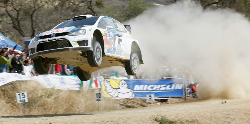 Ogier wins Rally Mexico, takes commanding WRC lead Image #161143
