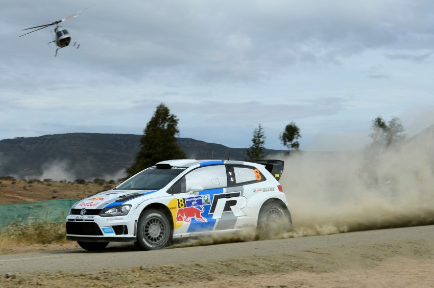 Ogier wins Rally Mexico, takes commanding WRC lead Image #161144
