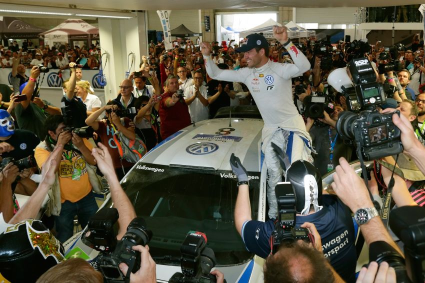Ogier wins Rally Mexico, takes commanding WRC lead Image #161145