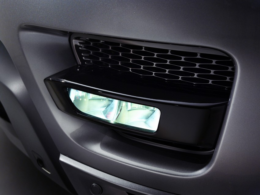 All-new Range Rover Sport loses 420 kg, adds 2 seats Image #164138