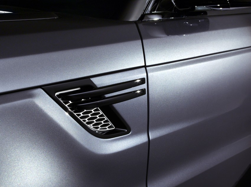 All-new Range Rover Sport loses 420 kg, adds 2 seats Image #164140