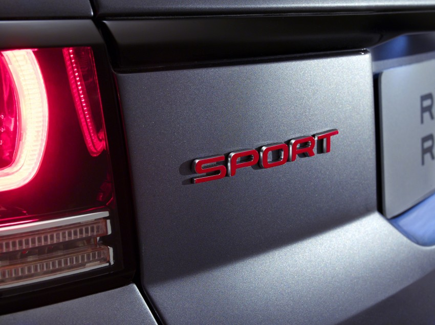 All-new Range Rover Sport loses 420 kg, adds 2 seats Image #164144