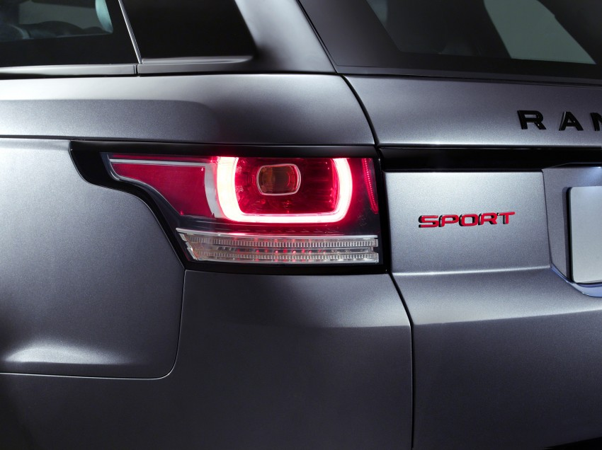 All-new Range Rover Sport loses 420 kg, adds 2 seats Image #164145