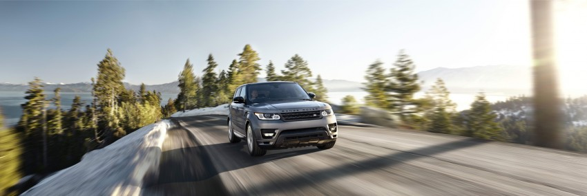 All-new Range Rover Sport loses 420 kg, adds 2 seats Image #164148