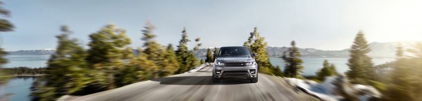 All-new Range Rover Sport loses 420 kg, adds 2 seats Image #164149