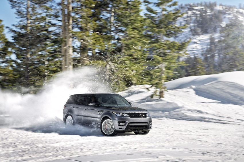 All-new Range Rover Sport loses 420 kg, adds 2 seats Image #164151