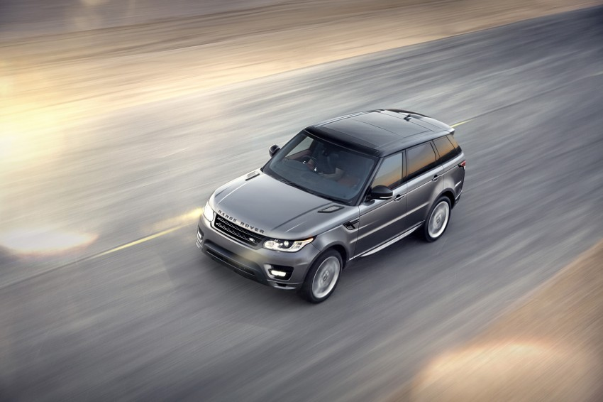 All-new Range Rover Sport loses 420 kg, adds 2 seats Image #164156