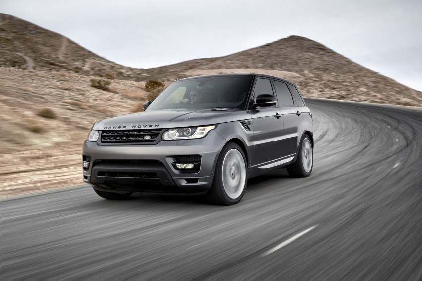 All-new Range Rover Sport loses 420 kg, adds 2 seats Image #164159