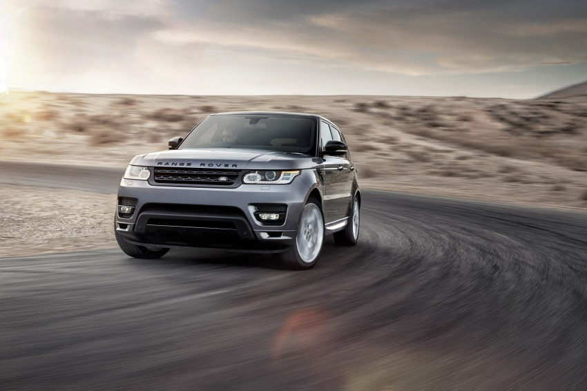 All-new Range Rover Sport loses 420 kg, adds 2 seats Image #164160