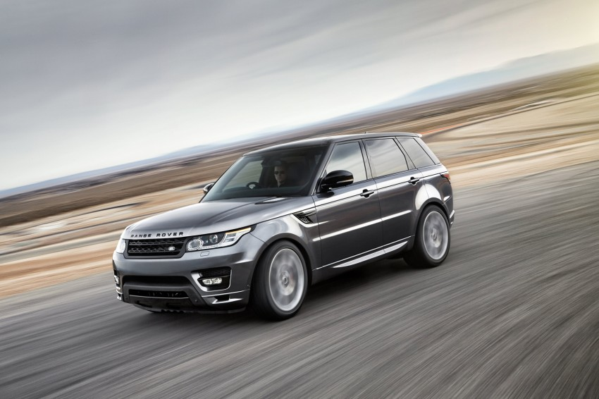 All-new Range Rover Sport loses 420 kg, adds 2 seats Image #164161