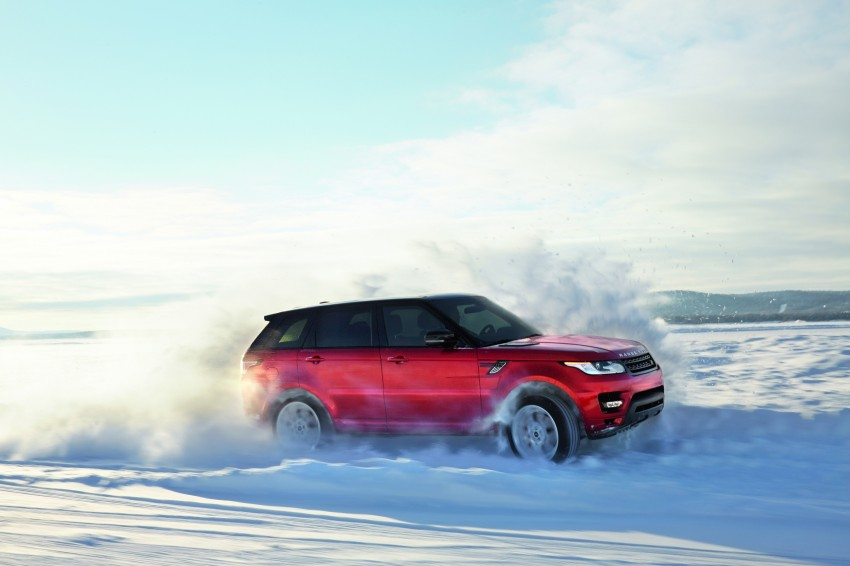 All-new Range Rover Sport loses 420 kg, adds 2 seats Image #164162