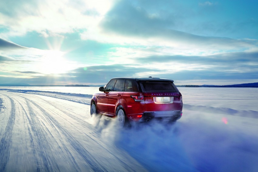 All-new Range Rover Sport loses 420 kg, adds 2 seats Image #164163