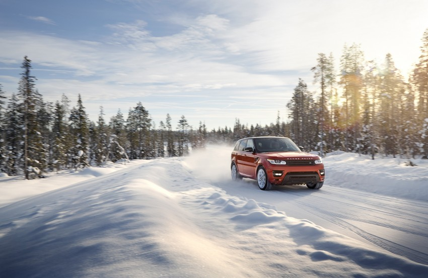 All-new Range Rover Sport loses 420 kg, adds 2 seats Image #164164