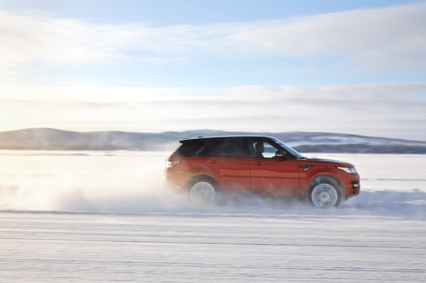 All-new Range Rover Sport loses 420 kg, adds 2 seats Image #164171
