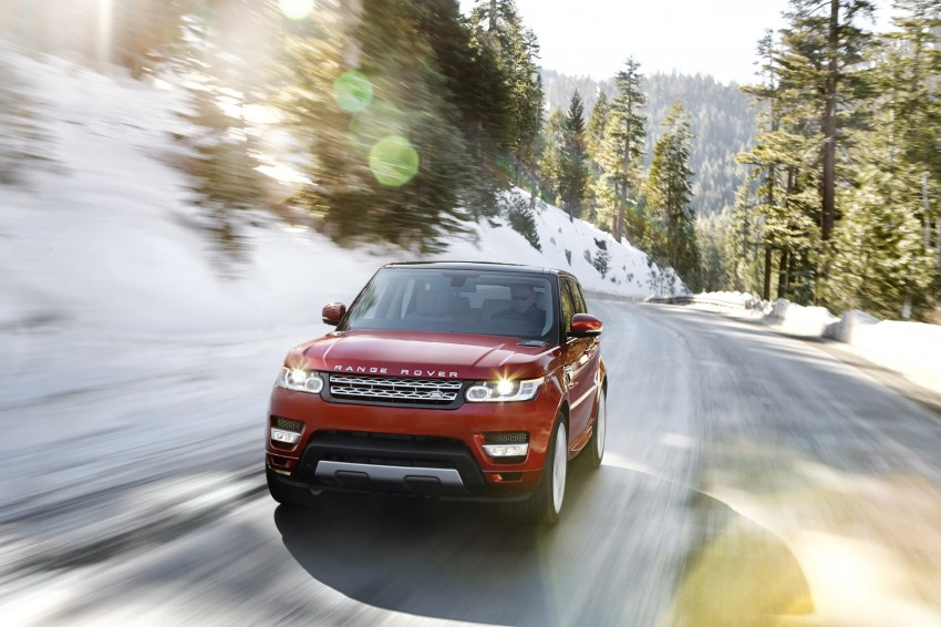 All-new Range Rover Sport loses 420 kg, adds 2 seats Image #164172