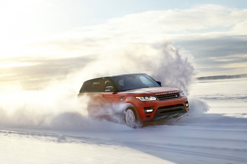All-new Range Rover Sport loses 420 kg, adds 2 seats Image #164175