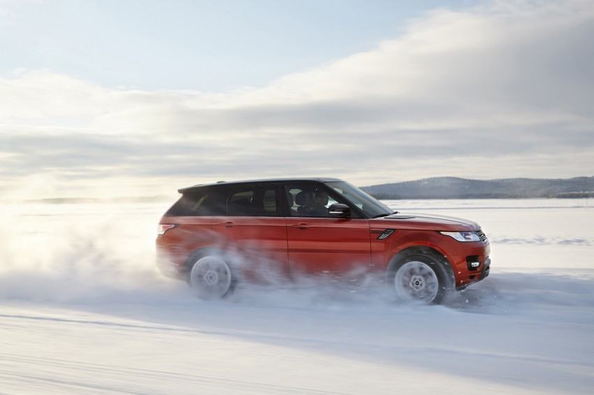 All-new Range Rover Sport loses 420 kg, adds 2 seats Image #164176