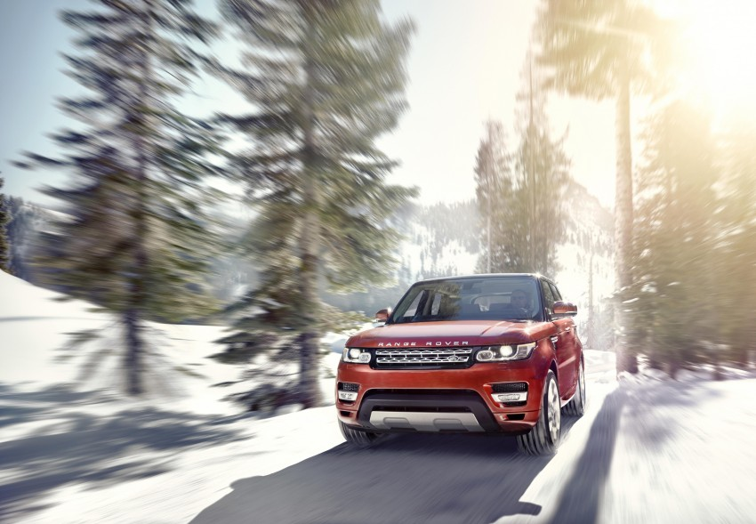 All-new Range Rover Sport loses 420 kg, adds 2 seats Image #164177