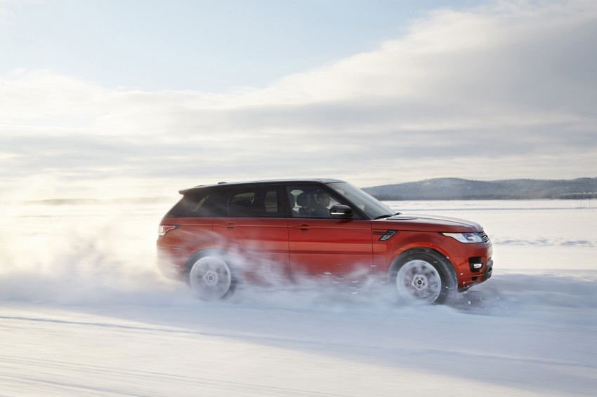 All-new Range Rover Sport loses 420 kg, adds 2 seats Image #164178