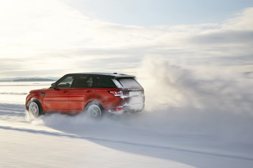 All-new Range Rover Sport loses 420 kg, adds 2 seats Image #164179