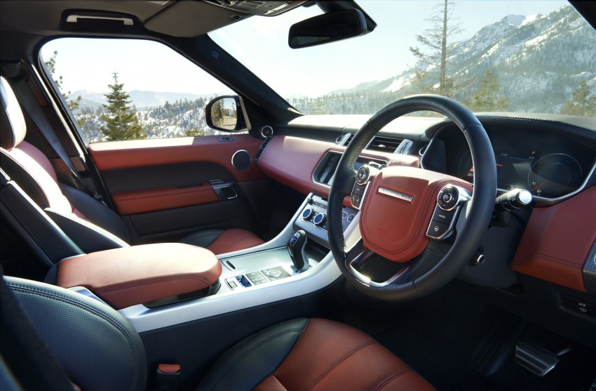All-new Range Rover Sport loses 420 kg, adds 2 seats Image #164189