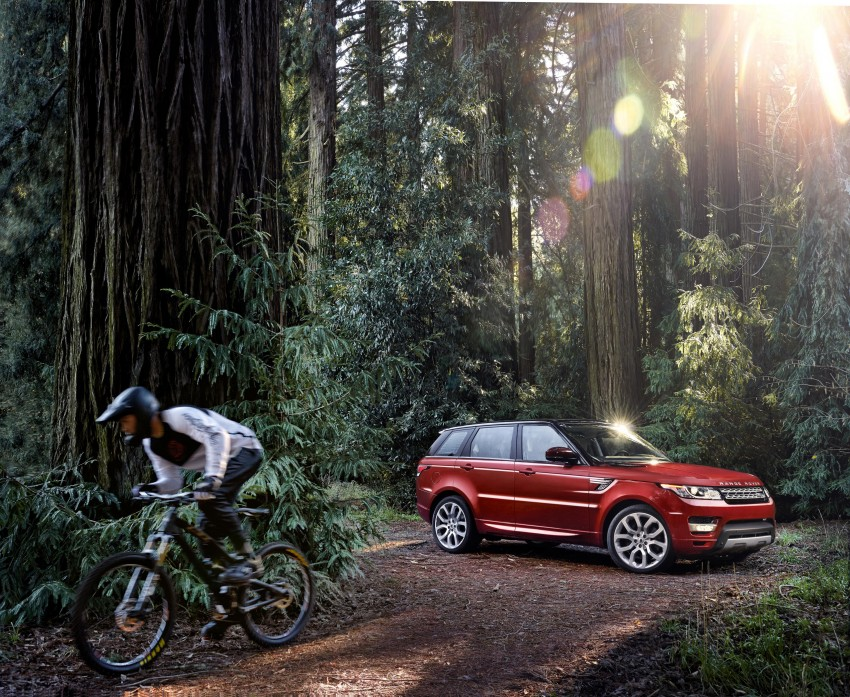 All-new Range Rover Sport loses 420 kg, adds 2 seats Image #164192