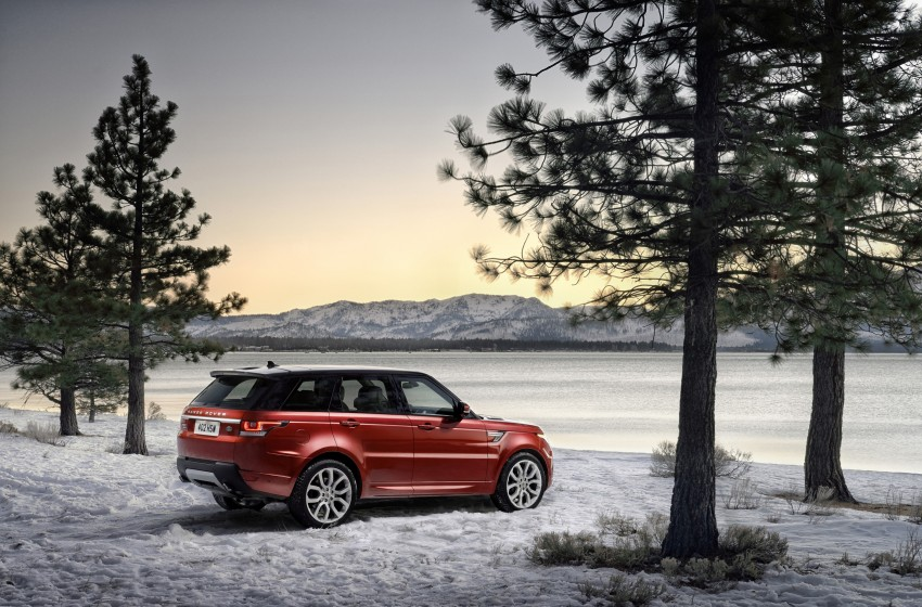 All-new Range Rover Sport loses 420 kg, adds 2 seats Image #164193