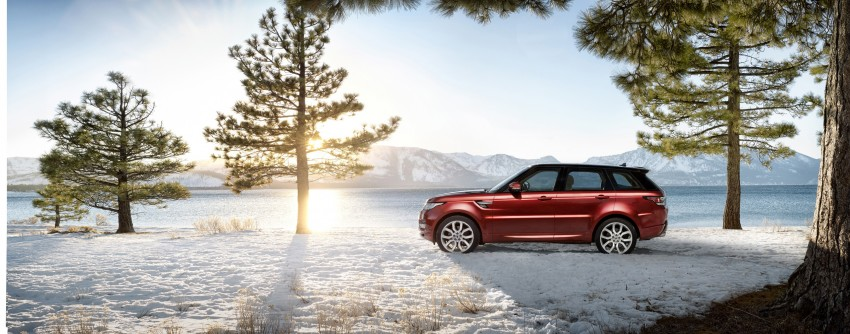 All-new Range Rover Sport loses 420 kg, adds 2 seats Image #164194