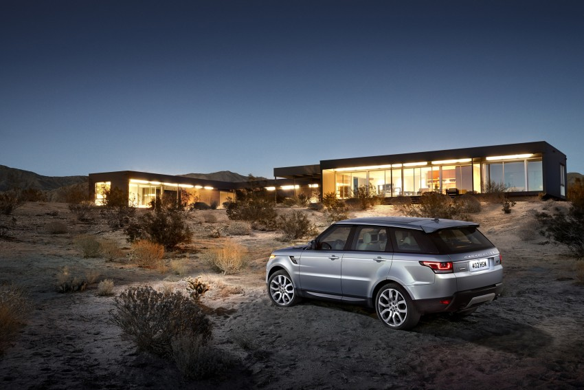 All-new Range Rover Sport loses 420 kg, adds 2 seats Image #164196