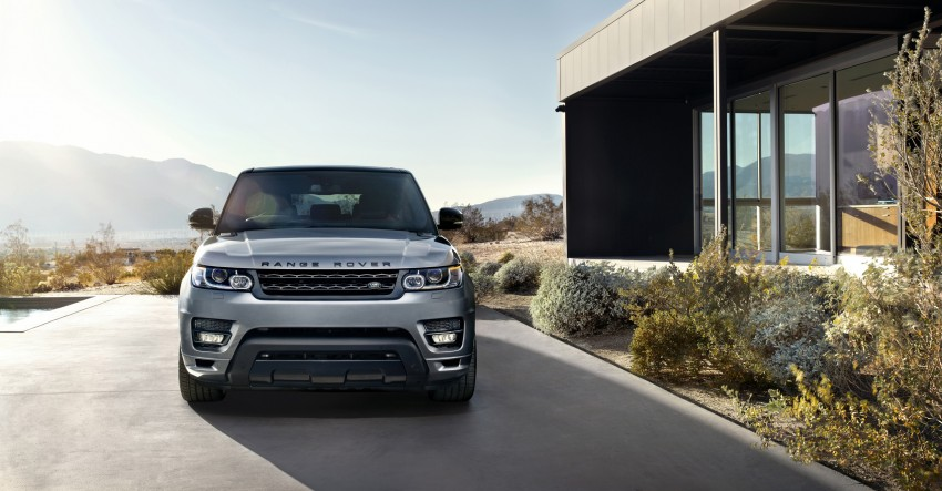 All-new Range Rover Sport loses 420 kg, adds 2 seats Image #164197
