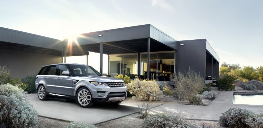 All-new Range Rover Sport loses 420 kg, adds 2 seats Image #164198