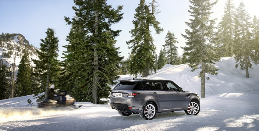 All-new Range Rover Sport loses 420 kg, adds 2 seats Image #164200
