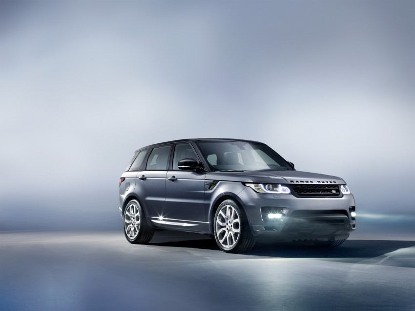 All-new Range Rover Sport loses 420 kg, adds 2 seats Image #164201