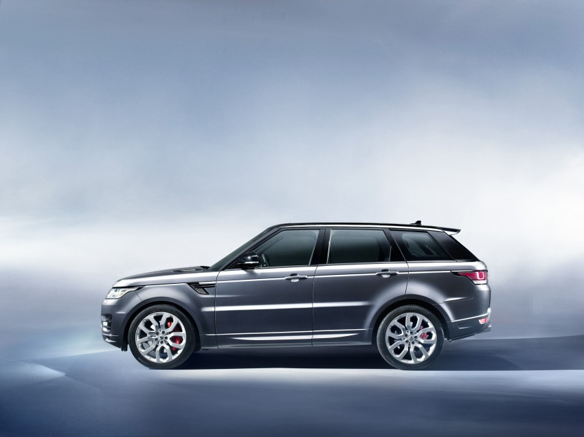 All-new Range Rover Sport loses 420 kg, adds 2 seats Image #164202