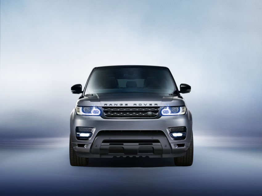 All-new Range Rover Sport loses 420 kg, adds 2 seats Image #164203
