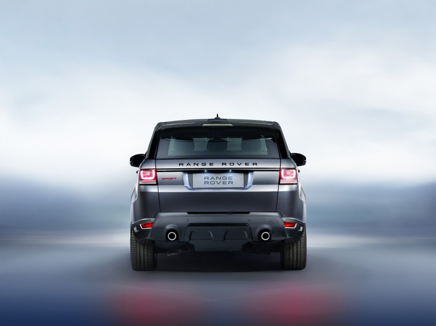 All-new Range Rover Sport loses 420 kg, adds 2 seats Image #164204