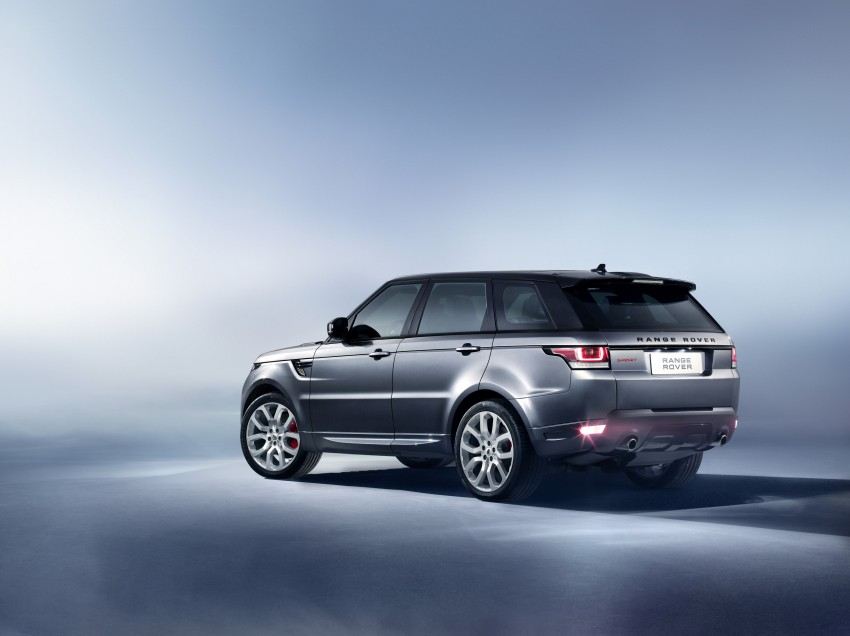 All-new Range Rover Sport loses 420 kg, adds 2 seats Image #164205