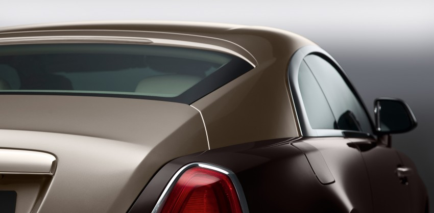 624 hp Rolls-Royce Wraith is the most powerful ever Image #158998